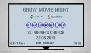 GROW Movie Night - June 2019