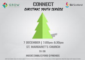 Connect 2019 - 7th Dec 2019, 7pm, St Margaret's Parish Church
